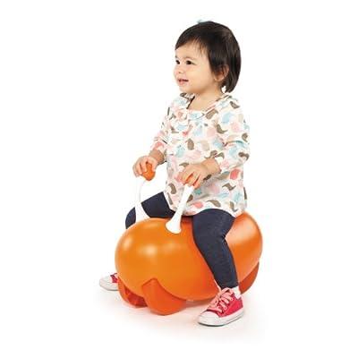 Little Tikes Jelly Bean Racer Ride On, Orange: Toys & Games
