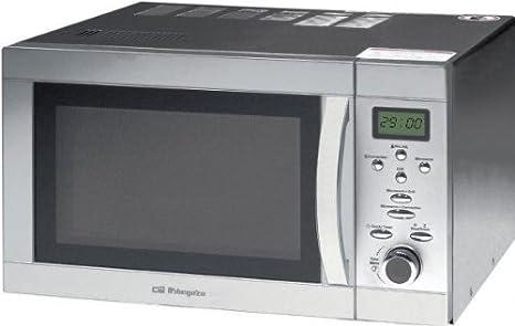 Orbegozo - Microondas Mig2524Co, 25L, 900W, Grill ...