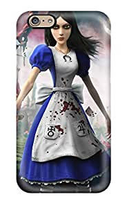 Hot New Alice Madness Returns Tpu Cover Case For Iphone 6 2075037K14012032