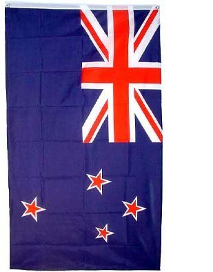 New Zealand Flag Polyester 3 ft. x 5 ft.