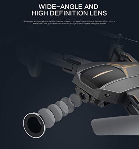 VISUO XS812 GPS 5G WiFi FPV 5MP 1080P HD Camera Foldable RC Quadcopter Drone by Sannysis (Image #3)