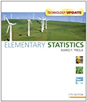 Elementary Statistics Technology Update, 11th Edition Front Cover