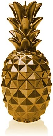 Pineapple Candle Brown Candellana Candles Candellana