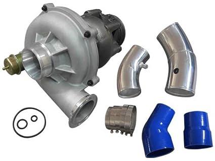 cxracing GTP38 Cargador de Turbo Ventilación ajustable para Ford 7,3 POWERSTROKE Diesel juntas tóricas