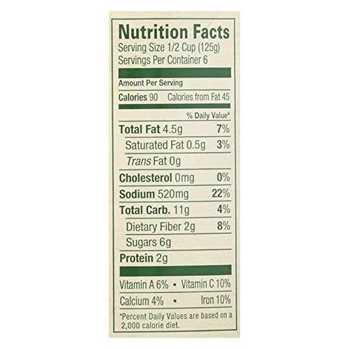 Amy'S Pasta Sauce Tomato Basil - Case Of 6 - 25.5 Oz
