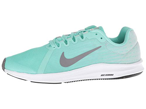 NIKE Chaussures Downshifter Gunsmoke Black Running 300 Grey 8 Emerald Femme de Rise Multicolore Vast rwrq6Rx