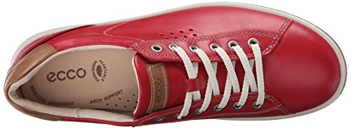ECCO Footwear Womens Chase Tie Sneaker, Chilli Red, 39 EU/8-8.5 M US by ECCO (Image #8)