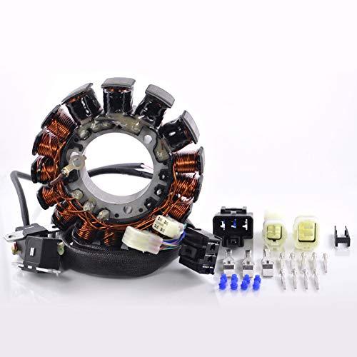 (Stator for Polaris Dragon/Fusion (EFI) | RMK/Switchback/IQ Shift (EFI & Carb) | Touring/Classic (Carb) 600-900 2005-2015 | OEM Repl. # 4010727 4011463 4011449)