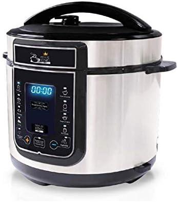 BOTOPRO - Pressure King Pro 5L, el Robot de Cocina 12 en 1 ...