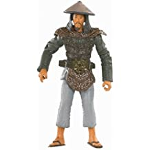 Pirates Of The Carribean 3: Singapore Pirate Tai Huang with Sword and Pistol