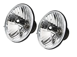 Rampage Jeep 5089925 Halogen Conversion Headlight Kit