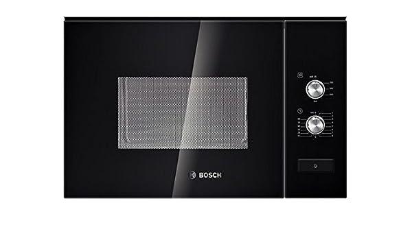 Bosch HMT82M664 Integrado 25L 900W Negro - Microondas (Integrado ...