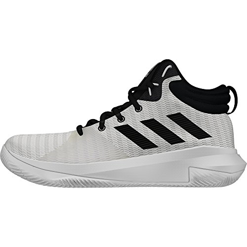 Adidas 000 Chaussures De Elevate Homme griuno Basketball Pro Blanc negbás ftwbla 2018 PwPgprqTt