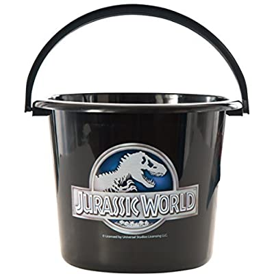 Rubie's Costume Jurassic World Trick-or-Treat Sand Pail Costume: Toys & Games