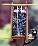 Songbird Essentials Bamboo Grove Teahouse Bird Feeder
