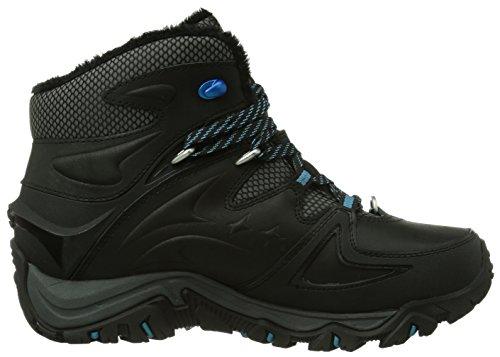 Merrell POLARAND 6 WTPF - botas de senderismo de piel mujer negro - negro