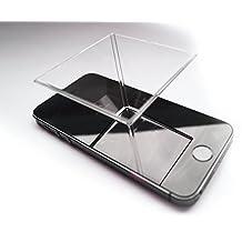 Spectre Hologram Smartphone Hologram Projector Suitable all Smartphones: iPhone, Samsung, Sony, Holographic Prism, Christmas Gift, Stocking Filler, Party bag Filler