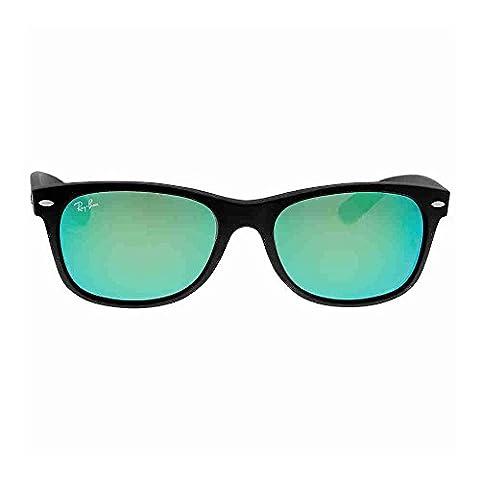 Ray-Ban NEW WAYFARER - RUBBER BLACK Frame