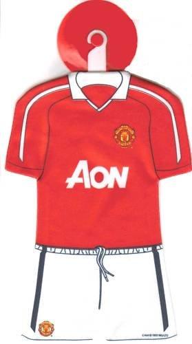 finest selection 34473 b3a37 Manchester United Home Kit Car Mini Kit 2010/2011: Amazon.ca ...