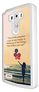 276 - Dream it quote Design For LG G3 Fashion Trend CASE Back COVER Plastic&Thin Metal