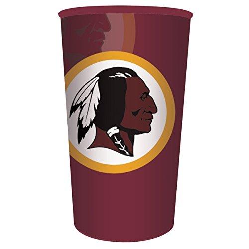 Washington Redskins 22oz Plastic Favor Cup