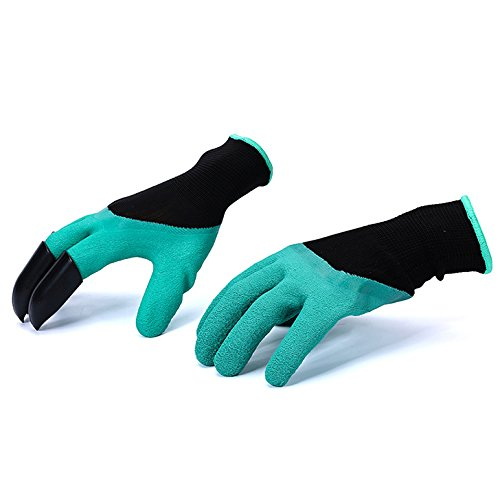 Garden Genie Gloves Fingertips Without product image