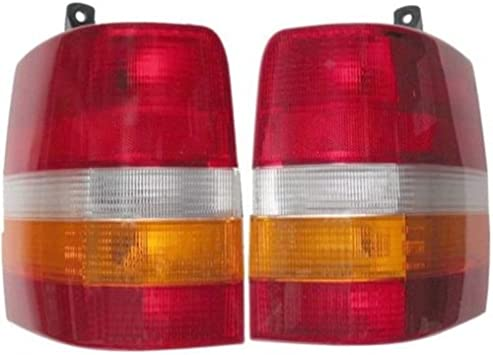 1993-1998 Jeep Grand Cherokee Driver Left Side Rear Back Lamp Tail Light