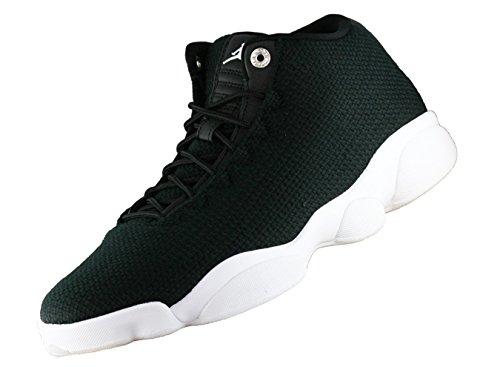 Nike 845098-006 Chaussures de Basketball, Homme, Noir (Black / White), 45 1/2