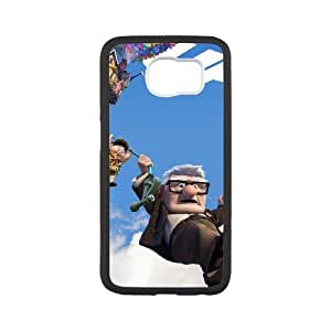 Adventure Is Out There Samsung Galaxy S6 Cell Phone Case Black DAVID-158874