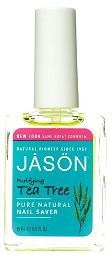 - Jason Natural Products Australian Tea Tree Oil Nail Saver, 0.5 Ounce - 6 per case.