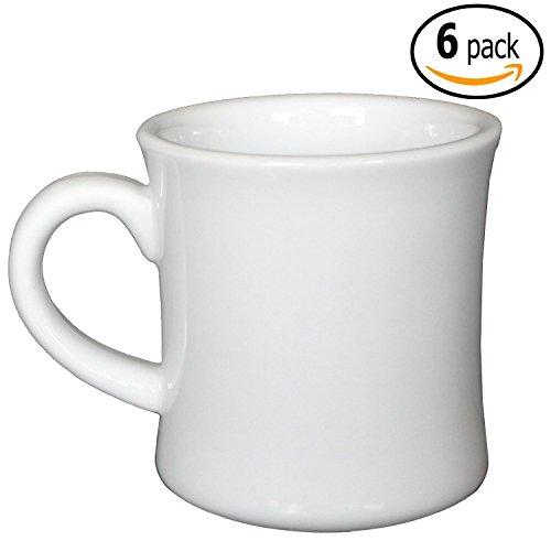 Ceramic Hartford Coffee Scraper 6 Pack
