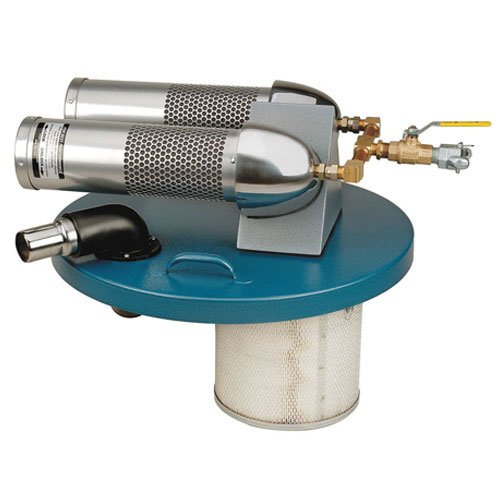 Nortech N552BX Dual B Vacuum Generating Head with 1.5-Inch Inlet, 55-Gallon