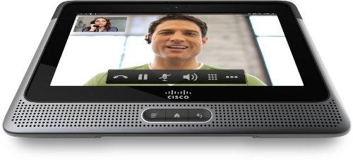 Cisco Cius Cius-7-K9 7'' 32 Gb Tablet Computer - Wi-Fi - Intel Atom Z615 1.60 Ghz - Phantom Gray by Cisco Systems