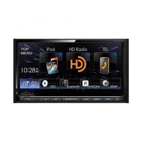 Kenwood DDX672BH Touchscreen Bluetooth CD/DVD USB MP3 Player AM/FM Stereo Radio (Cd Dvd Player For Car Kenwood)