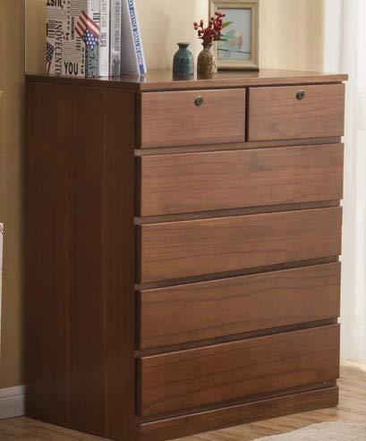 Shilpi Handmade Pure Sheesham Wooden Chest of 7 Drawers Wooden Multipurpose Storage Cabinet