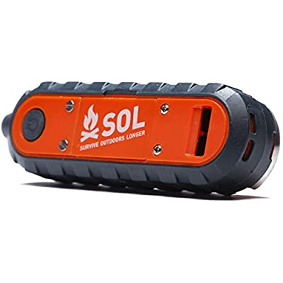 SOL Phoenix Survival Tool, 8 Ounce from Adventure Medical Kits