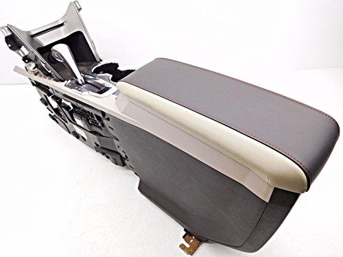 New OEM GMC Terrain 2.4L Floor Console Cream/Mocha W/ Shift Knob 23157384 by GMC (Image #5)