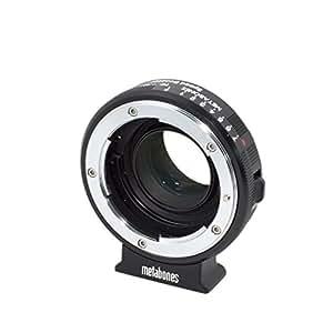 Metabones - Adaptador Speed Booster (Nikon G Blackmagic BMCC MFT)