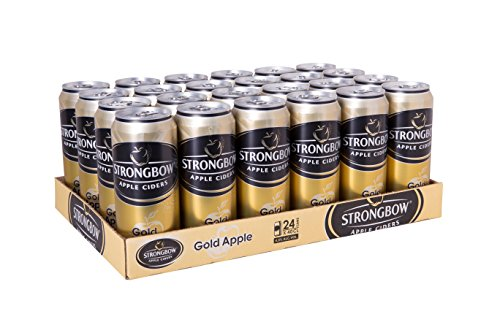Strongbow Cider Dose (24 x 0.4 l)