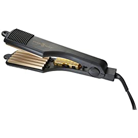- 41aKIF4e2RL - Gold N' Hot GH3013 Gold Tone Crimping Iron, 2 Inch