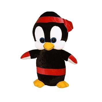 Amazon.com: ToySource Ninja Penguin The Penguin Plush ...