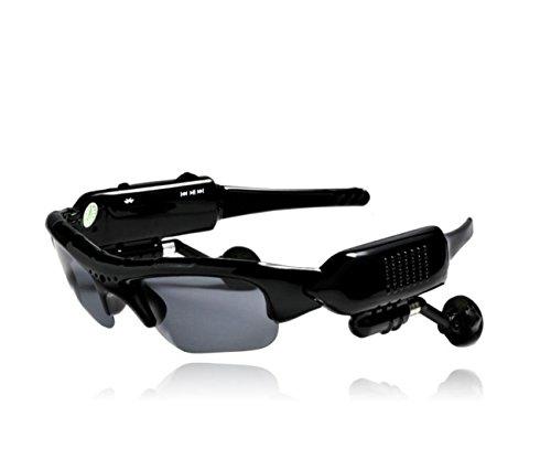 DANDANJIE Bluetooth MP3 Glasses Bluetooth Glasses Smart Standby Bluetooth Glasses Soft Silicone UV Protection Sunglasses