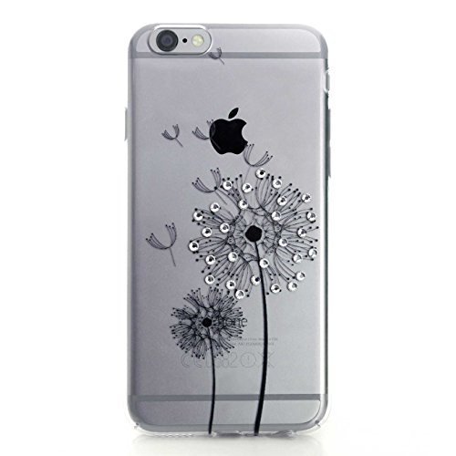Arktis iPhone 6 Plus 6s Plus Luxus Case Pusteblume
