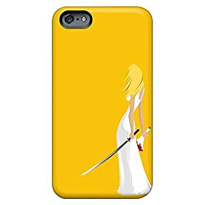 Awesome cell phone shells Skin Cases Covers For Iphone Sanp On iphone 5c /5cs - kill bill