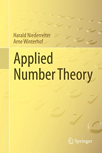 Applied Number Theory Pdf
