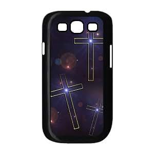 Custom Cross Back Cover Case for SamSung Galaxy S3 I9300 JNS3-106