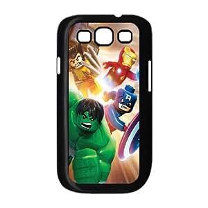 Hjqi - DIY Avengers Cell Phone Case, Avengers Custom Case for Samsung Galaxy S3 I9300