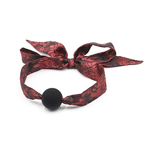 MyCHIC Silicone Paly Ball with Jacquard Ribbon for Men Woman by MyCHIC