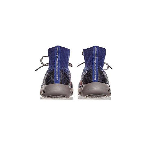 Nike Lunarepic Fk Flyknit Schild Gyakusou Diep Koningsblauw / Wit-zwart