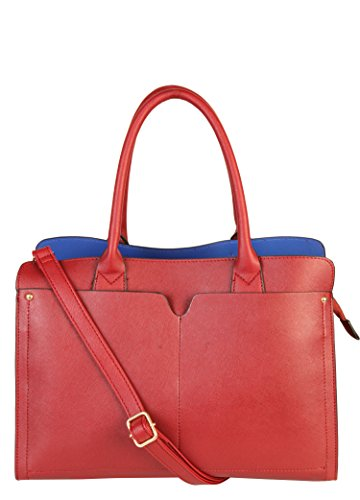 rimen-co-womens-saffiano-pu-leather-large-capacity-purse-fashion-satchel-tote-handbag-sz-2811-red